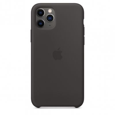 iPhone 11 Pro Silicone Case - Black MWYN2ZM/A