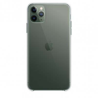 iPhone 11 Pro Max Clear Case MX0H2ZM/A