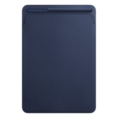 iPad Pro 10,5'' Leather Sleeve - Midnight Blue MPU22ZM/A