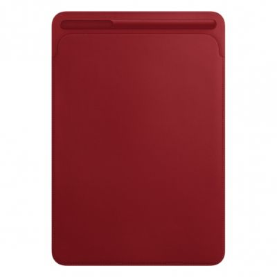 iPad Pro 10,5'' Leather Sleeve - (RED) MR5L2ZM/A